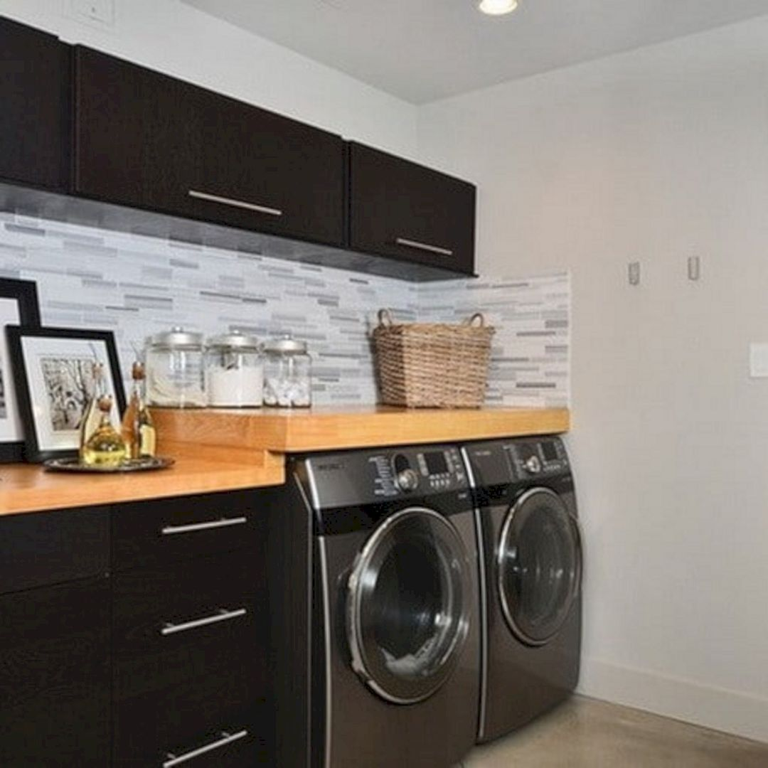 15 modern laundry room decoration for small space ideas on extraordinary small laundry room design and decorating ideas modest laundry space id=16266