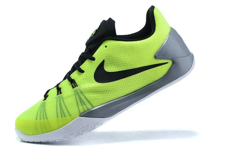 detailed look 93dcb ab790 Nike Hyperchase Volt Wolf Grey Black Flash Lime. Find this Pin and more on James  Harden 2015 by Buracke DANXI.