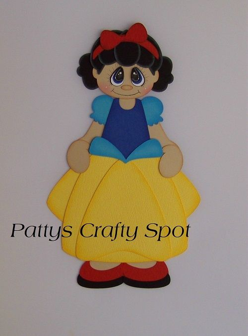 Treasure Tot Snow White