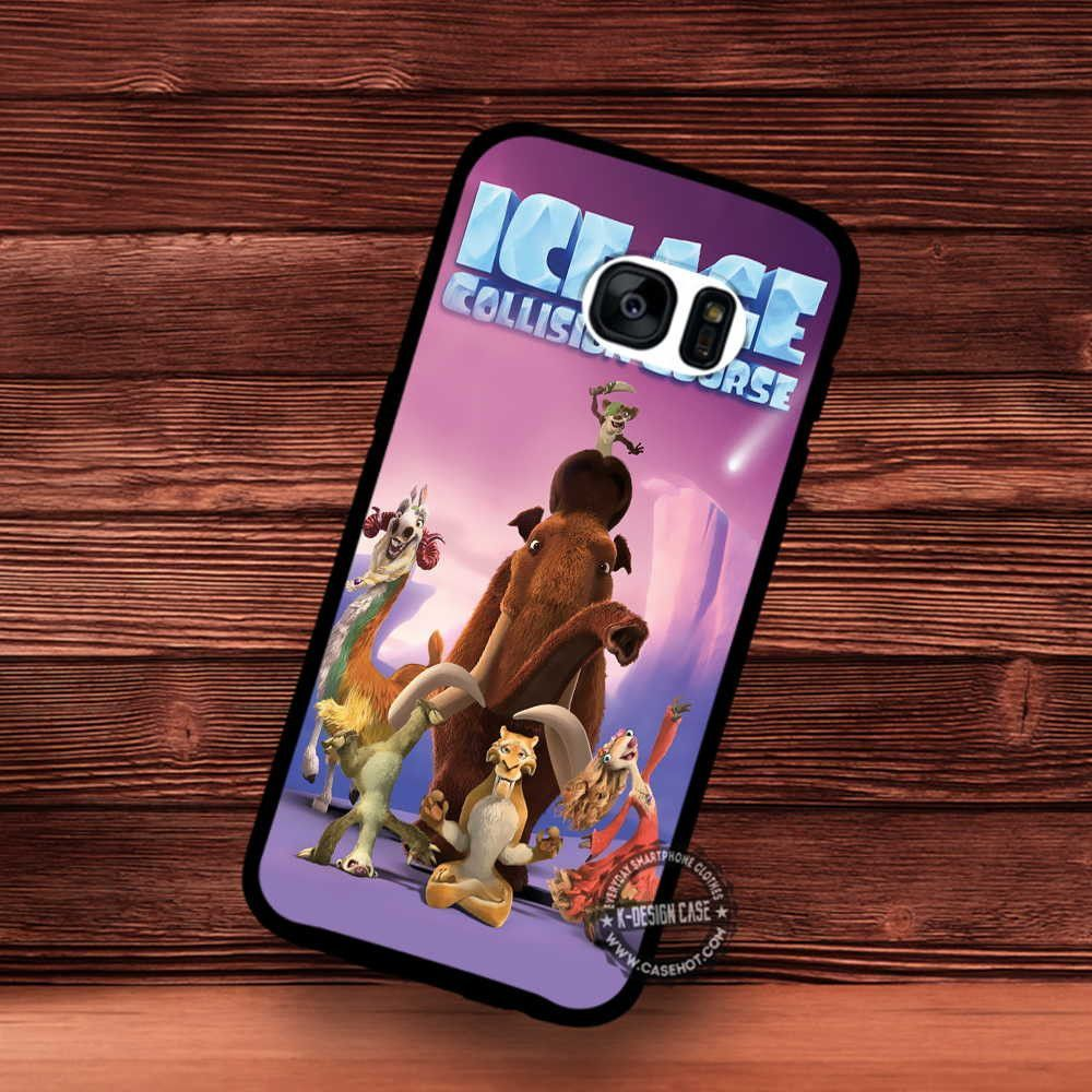 Ice Age Collision Course - Samsung Galaxy S7 S6 S5 Note 7 Cases & Covers