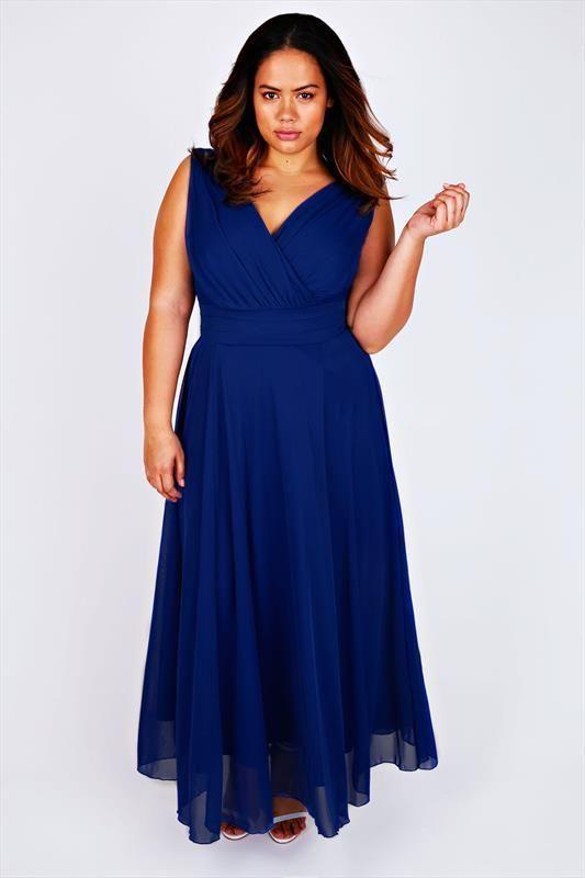 c2ba43b4eb7 robe longue grande taille habillee