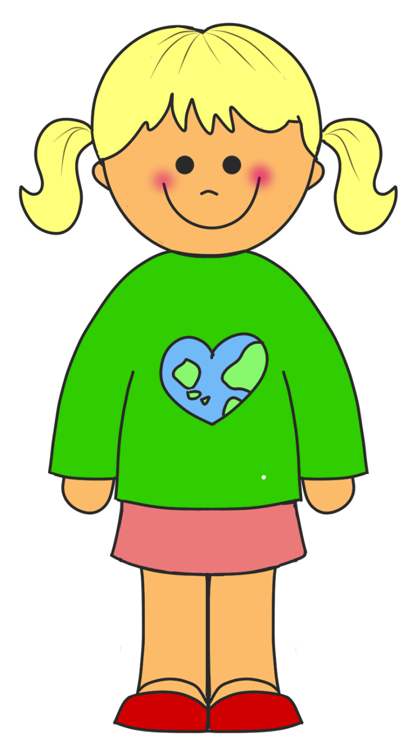 Girl Standing Clipart Clipartxtras Png Halloween Clipart Free Clip Art Girl Standing