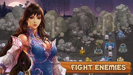 Tower Defense Kingdom Advance Realm v3.0.3 (Mod Apk) di
