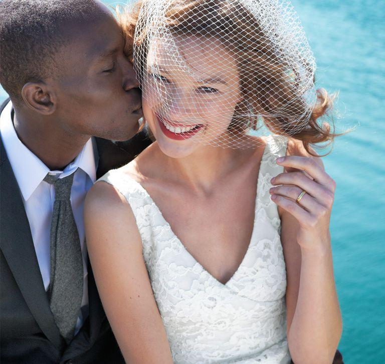 Black in interracial man relationship
