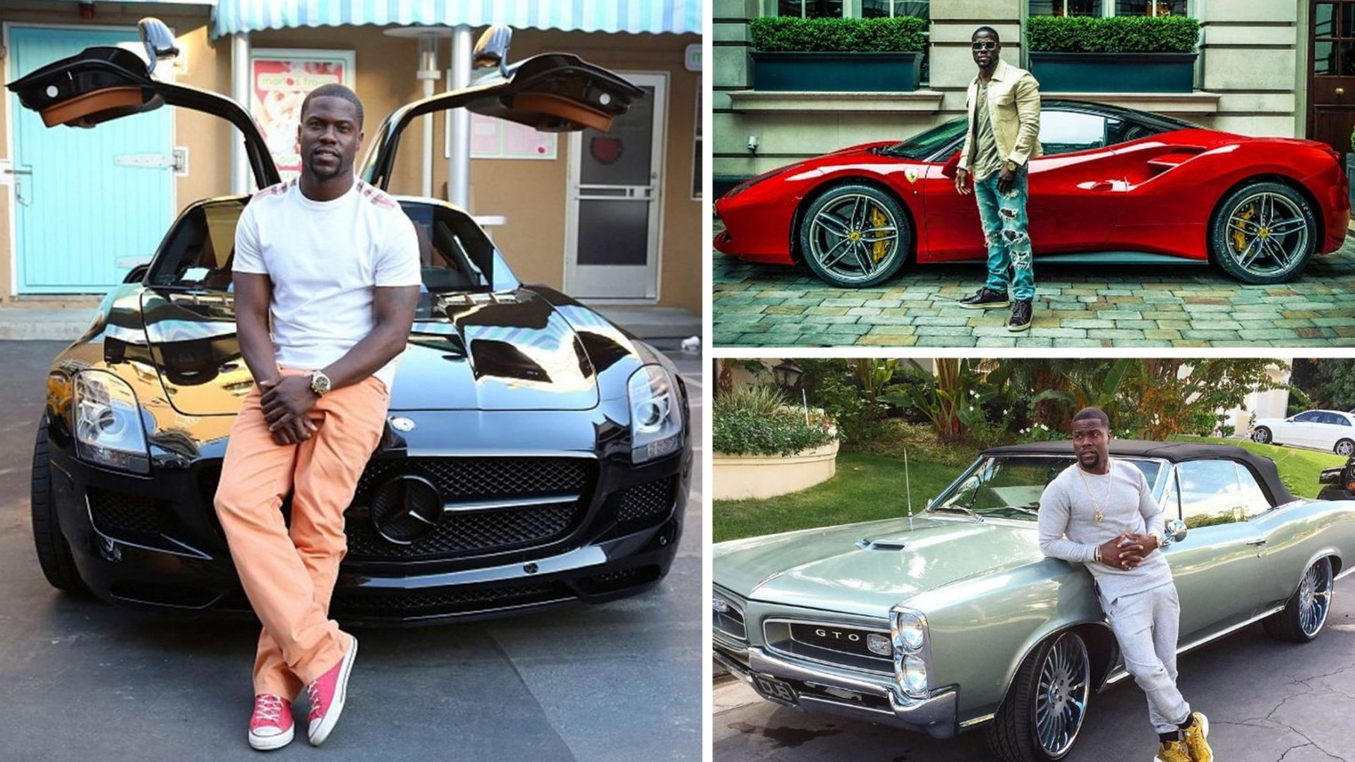 Kevin Harts Car Collection Celebrity Cars Cars Celebrity Cars
