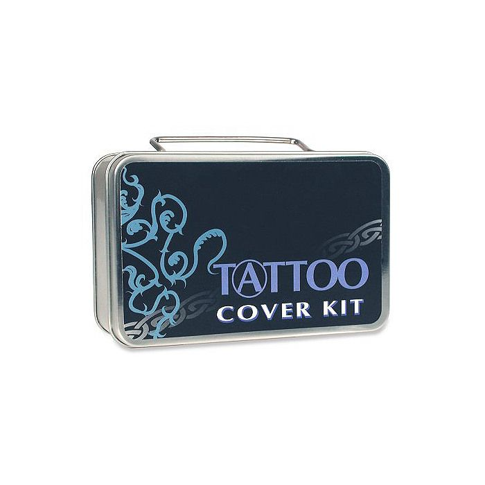 Tattoo Cover Up Kit for brides/guests that want to cover up a bit.