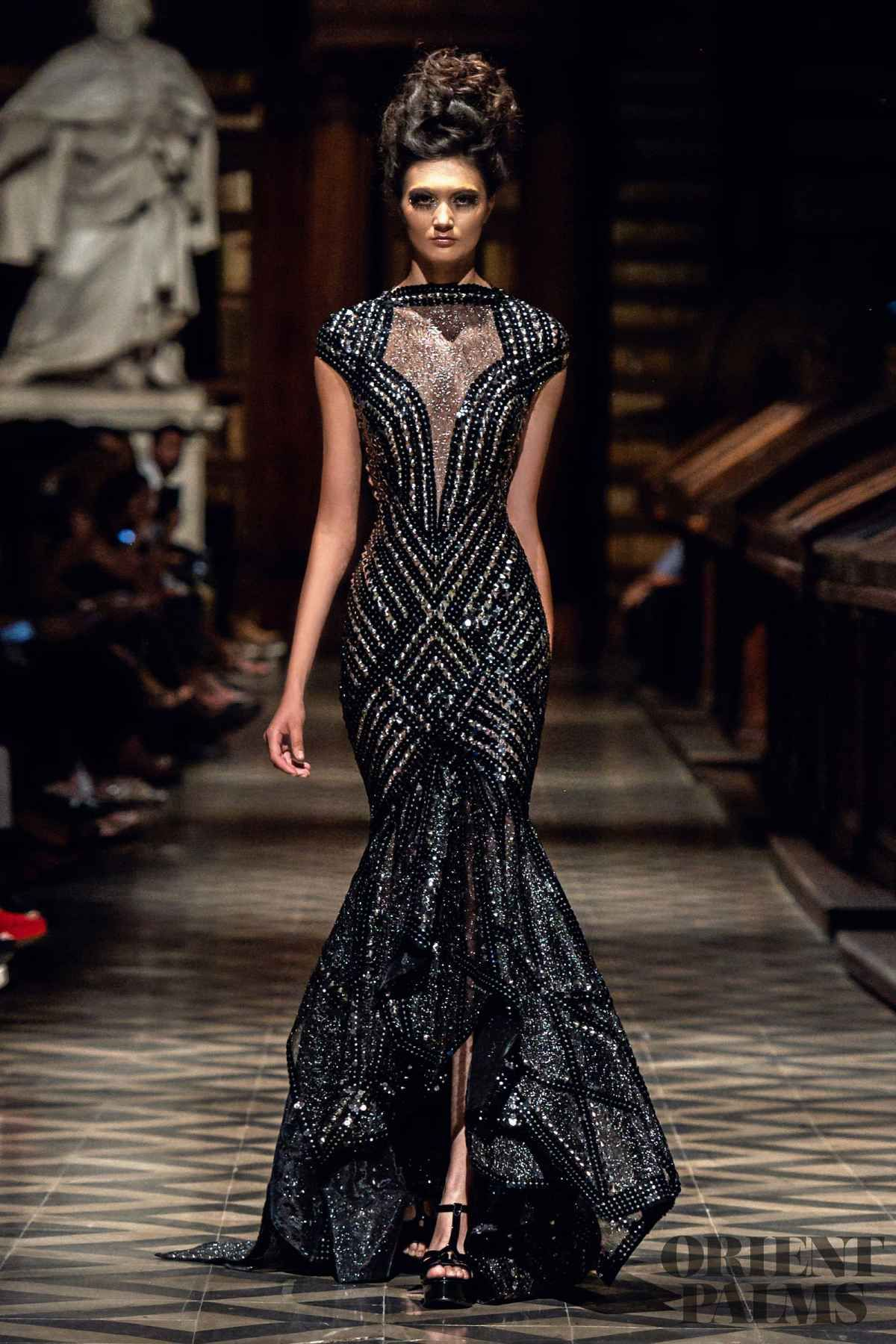a8ec42b90ed Robert Abi Nader Herbst Winter 2018-2019 - Couture in 2019