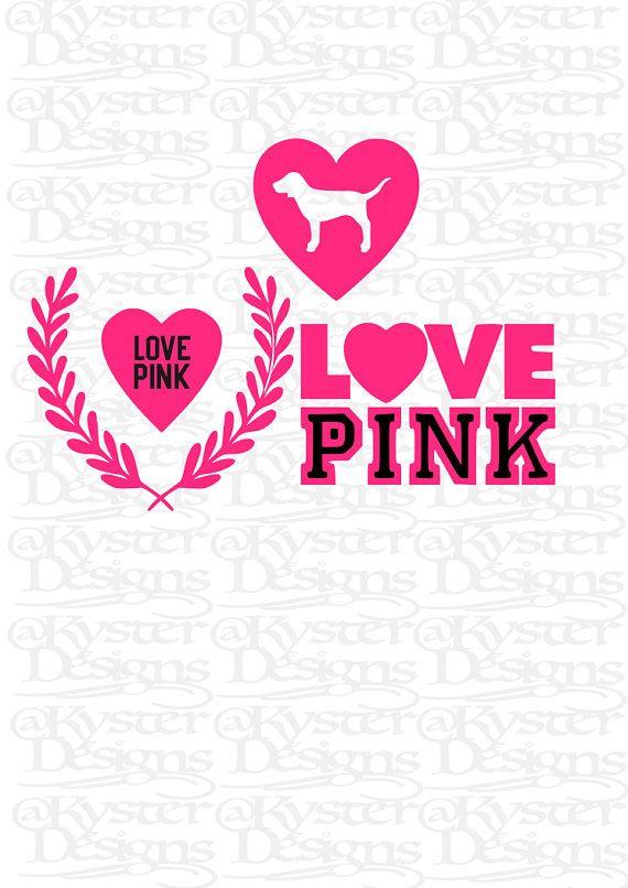 Download victoria secret pink SVG bundle   Victoria secret pink ...