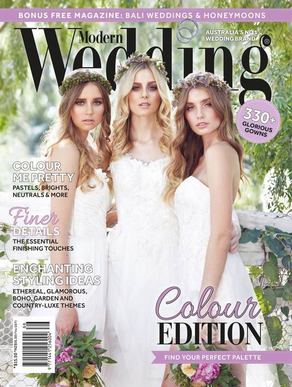 Modern Wedding Magazines