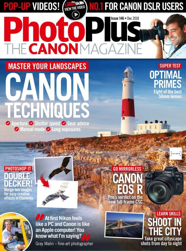 Pdf Magazine Download >> Download Pdf Photoplus The Canon Magazine December 2018 For Free
