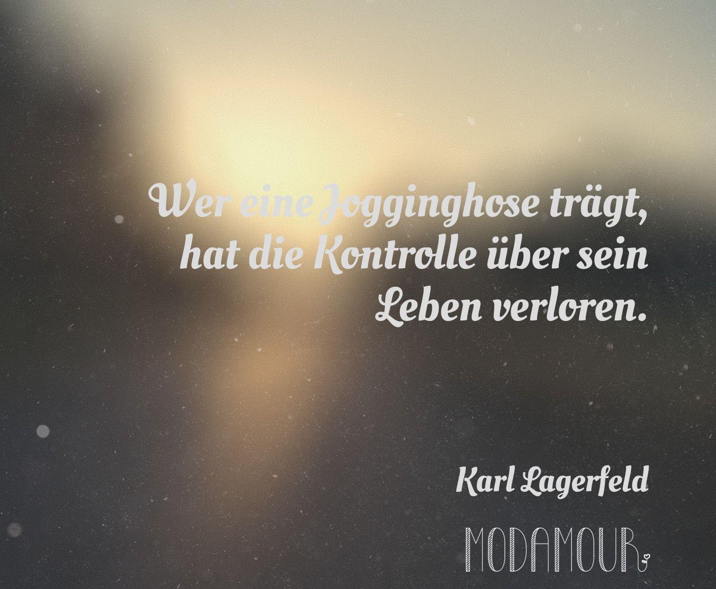 Neu Karl Lagerfeld Jogginghose Zitat Best Lustige Bilder