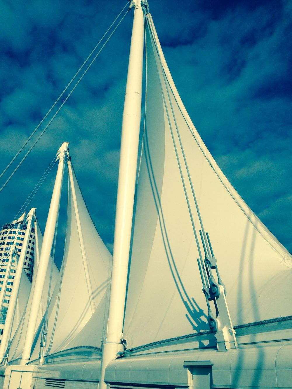 Canada place vancouver bc sailing vancouver boat