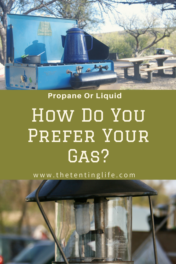 What Is Your Preference For Your Lantern And Stove Propane Or White Gas Read About Why This Is An Important Decision Camping Propane Gas Mason Jar Lamp