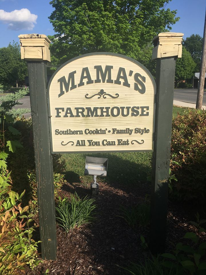 Mama's Farmhouse in Pigeon has allyoucaneat
