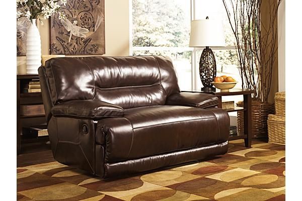 Ashley Furniture Wide Seat Recliner Oversized Recliner Chair And A Half