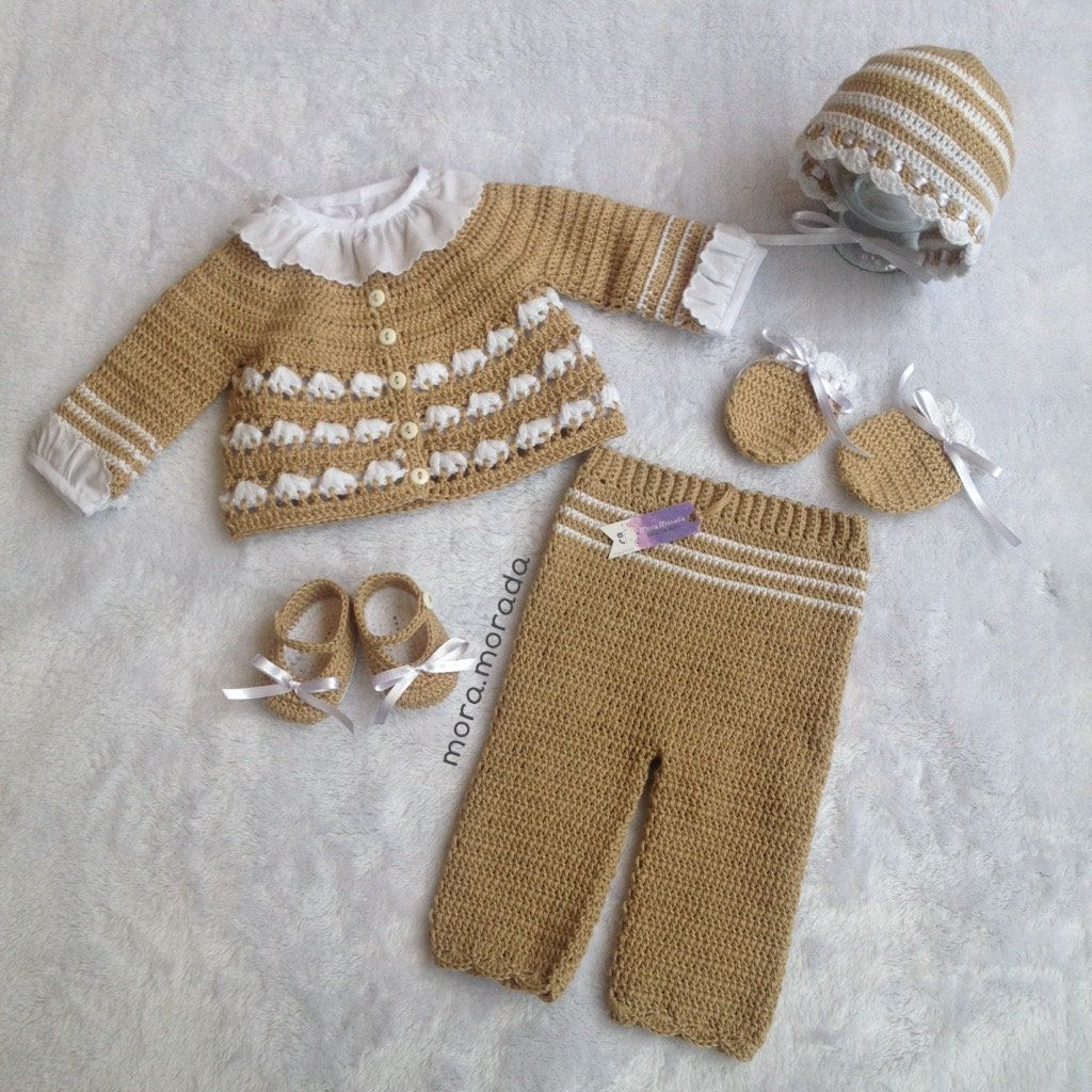 Photo of Clothing baby girl crochet, First outfit baby girl, Coming Home Outfit newborn