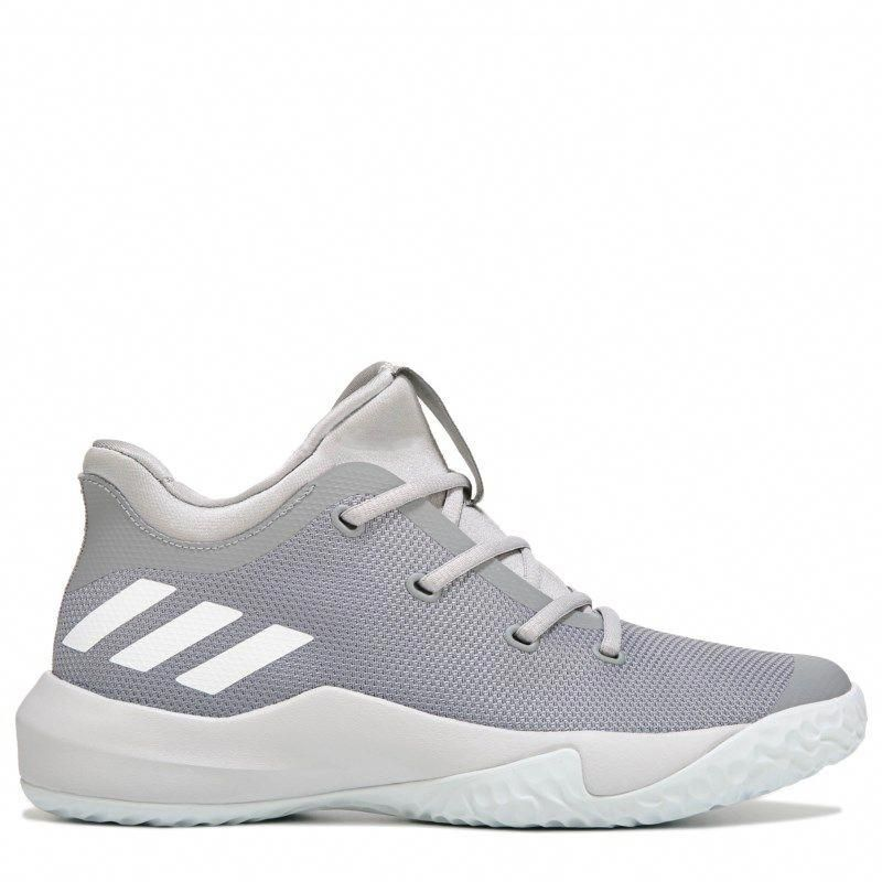 Adidas Men s Rise Up 2 Basketball Shoes (Grey White)  adidasbasketballshoes e3b19c024