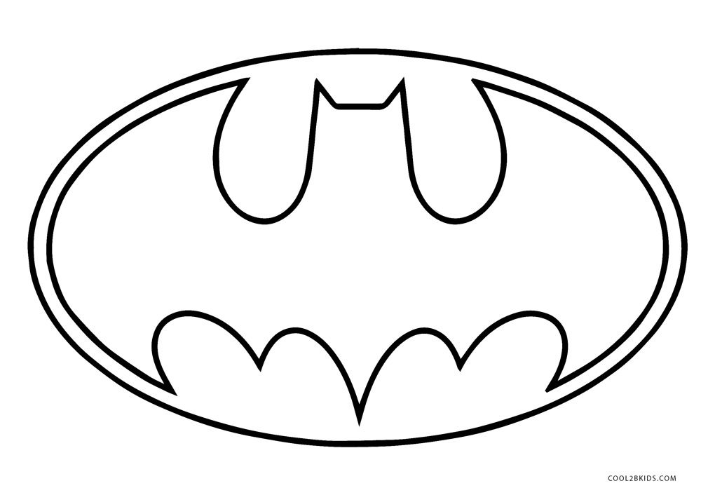 Free Printable Batman Coloring Pages For Kids Batman Coloring Pages Superman Coloring Pages Printable Batman Logo
