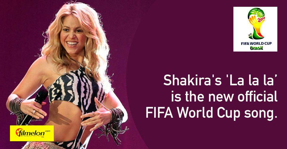 Shakira Dare La La La Feat Carlinhos Brown Official World Cup 2014 Song Brazil World Cup 2014 Go Usa Go Brazil World Cup Song Shakira Songs