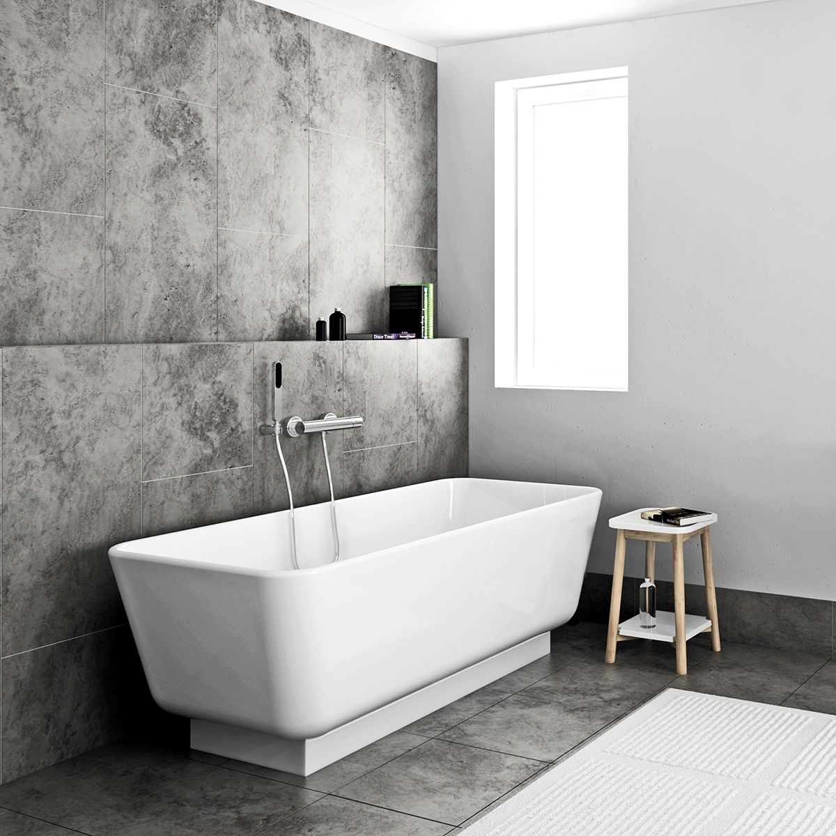 Balta Bath Freestanding Marmorin Skillfully Crafted Using 500 Million Year Old Dolomitic Marble Designed And Manufactured In Poland Available Exclus In 2020 Design