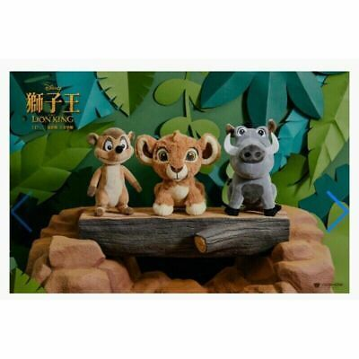 Disney The Lion King Action Live Plush Taiwan Exclusive ...