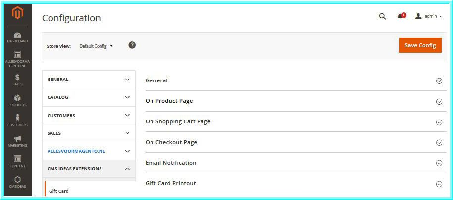 magento 2 gift voucher extension