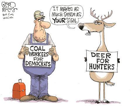 SIGNS   Apr/29/16 Political Cartoons by Glenn McCoy   Illustrated ...