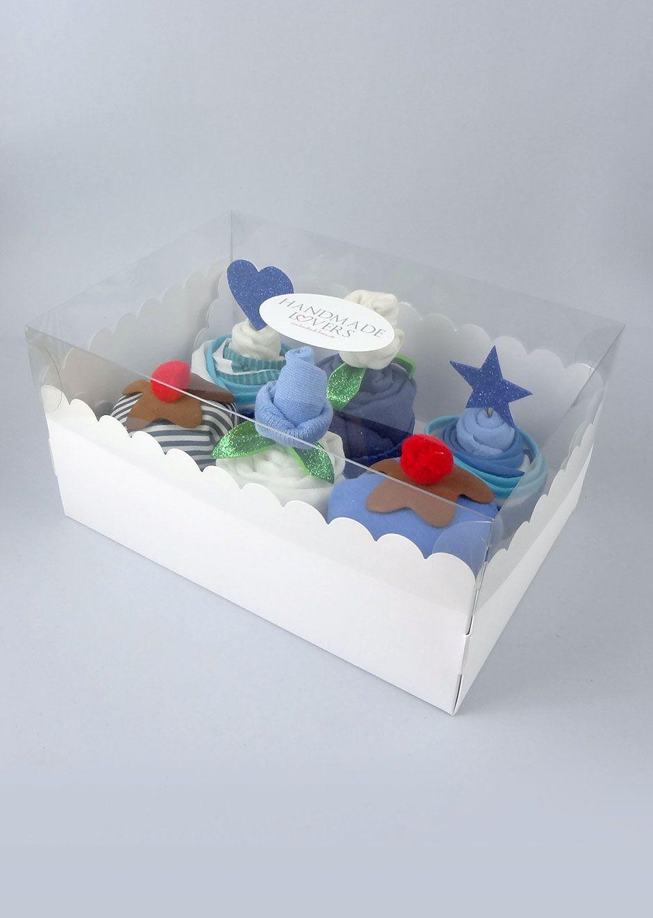 Nunca una caja de 6 cupcakes contuvo tanto cariño y ternura como los ...