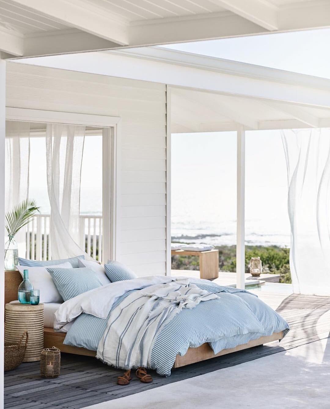 omme un air d'été 🌾💭 hmhom   Bedroom decor design, Bedroom ...
