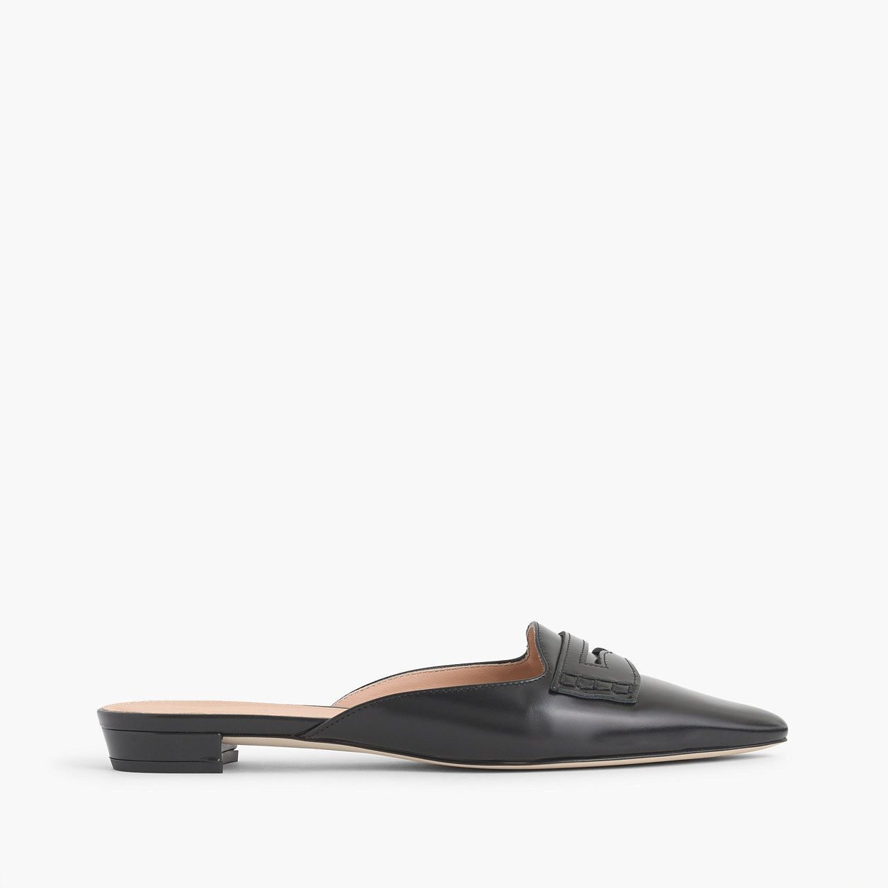 08b2fa69323 Academy Loafers In Calf Hair