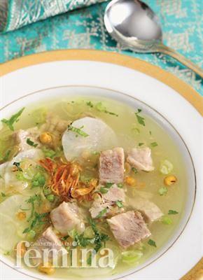 Femina Co Id Soto Bandung Resep Resep Masakan Indonesia Resep Resep Makanan Bayi