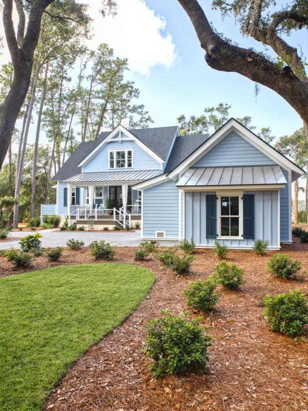 Low Country Front Porch Style Inspiration At Hgtv Dream Home 2020 On Hilton Head Island South Carolina Hgtv Dream Home Hgtv Dream Homes Country Front Porches