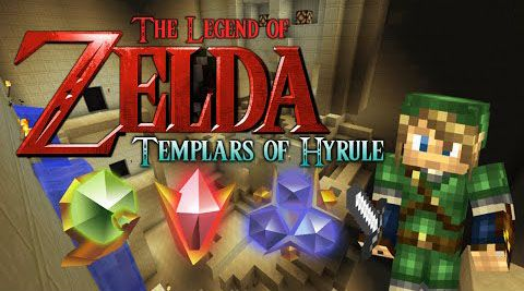 The Legend of Zelda: Templars of Hyrule Map 1.9.1 ...