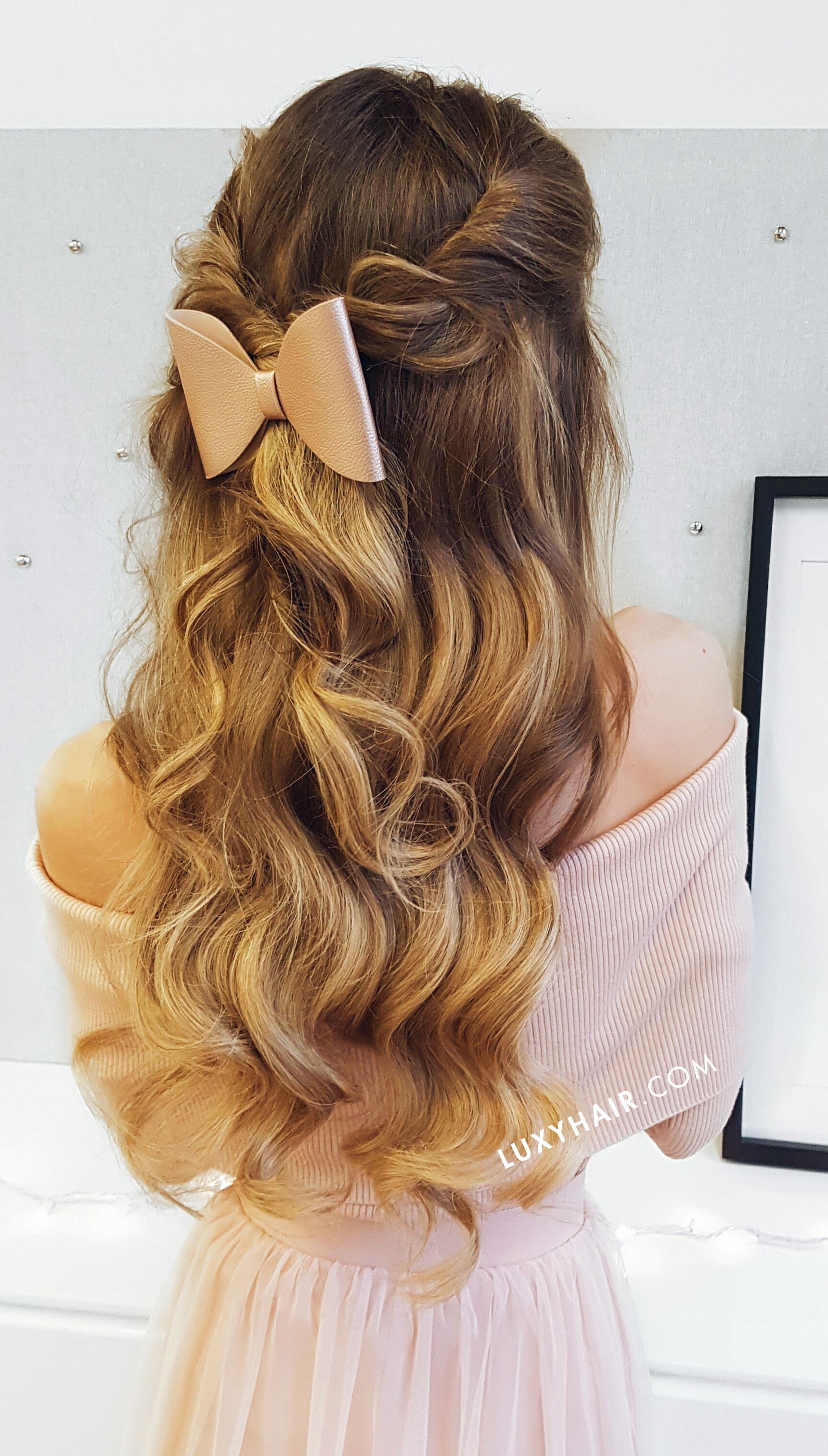 Dirty Blonde 18 20 160g Luxy Hair Extensions Pinterest