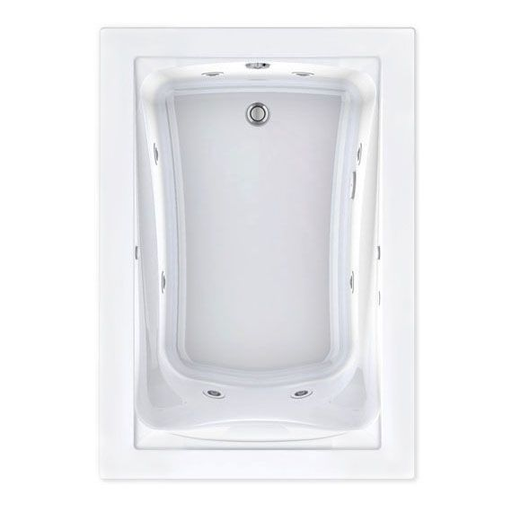 American Standard 3574.448WC.K2.020 Green Tea White Jetted Tubs Tubs ...