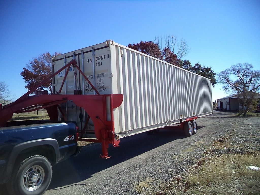 Cheap moving containers