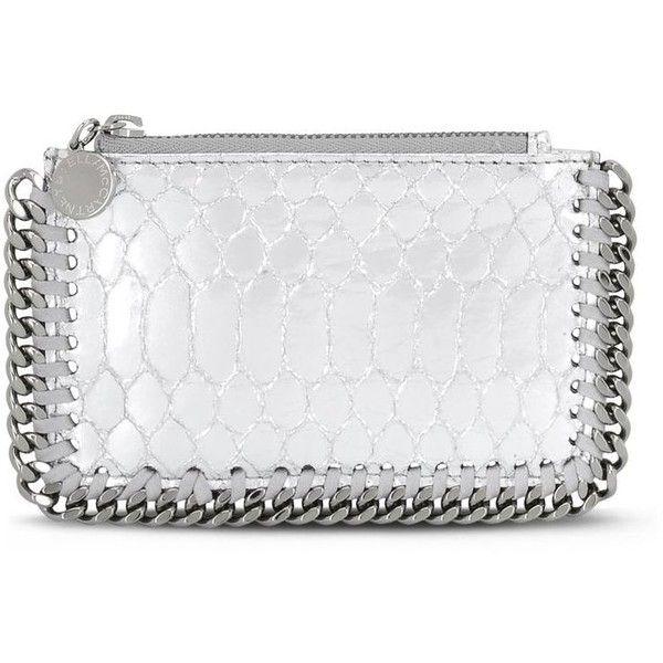 metallic alter wallet Stella McCartney Very Cheap Online F3pJu0C8K