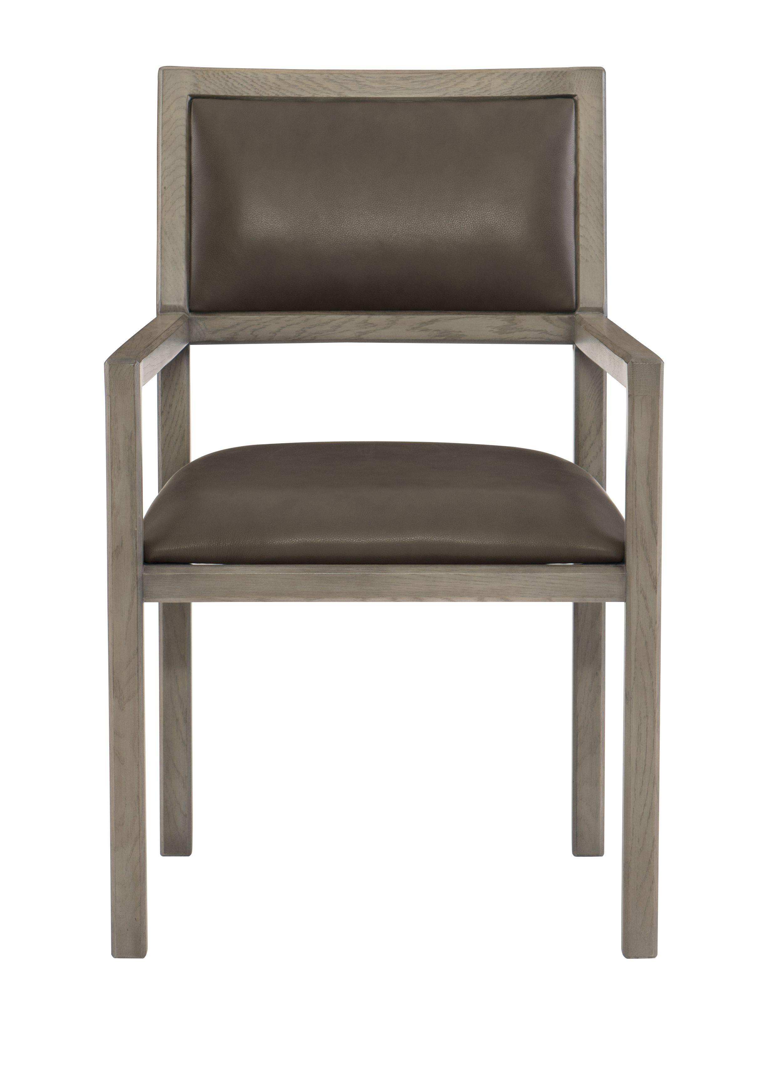 Bernhardt Interiors Mitcham Leather Dining Chair In 2020 Dining Chairs Furniture Leather Dining Chairs
