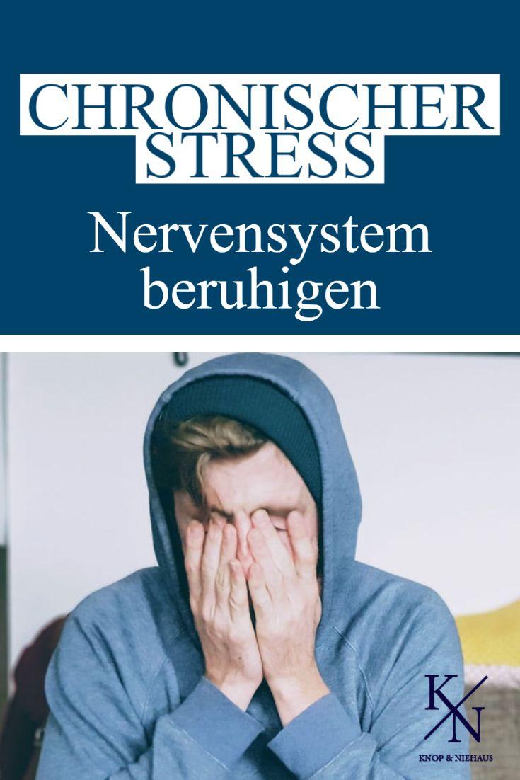 Photo of Chronischer Stress –  Nervensystem beruhigen und endlich zur Ruhe kommen