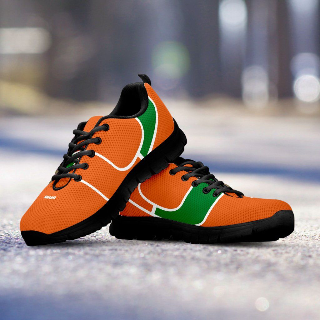 Miami Football Shoes Sale! Up to 75% OFF! Shop at Stylizio