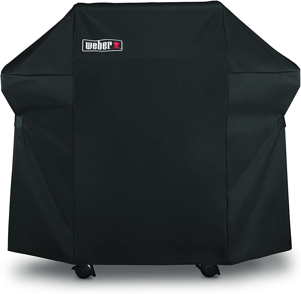 Weber 7106 Grill Cover For Spirit 220 And 300 Series 52 X 42 8 Inch Black Builtingrill Outdoorcoo In 2020 Outdoor Cooking Table Outdoor Cooking Fireplace Grill Cover