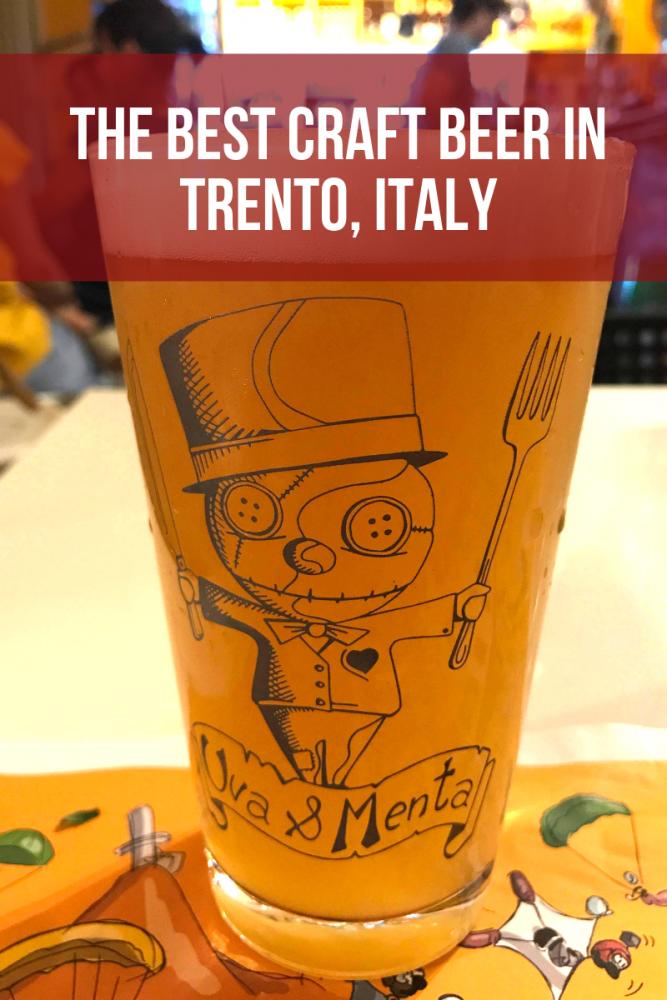 The best craft beer in Trento, Italy Craft beer, Best