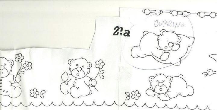 Gallery.ru / Foto # 96 - Ricamo disegni - antonellag