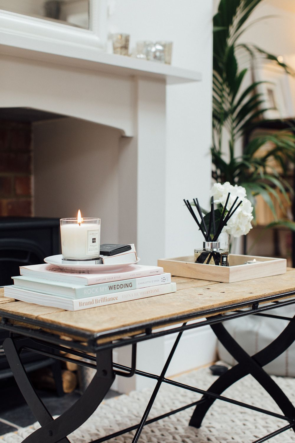 Coffee Table Essentials {With Jo Malone London} | Palette coffee ...