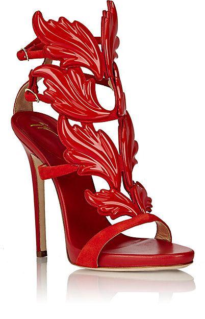 Giuseppe ZanottiSuede 'Cruel' sandal CRUEL U4kNmLD