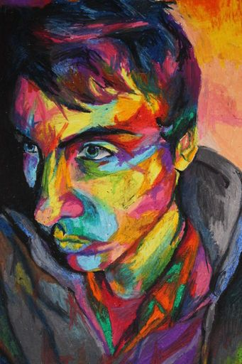 Copy Of S Oil Pastel Projects - Lessons - TES | ART | Pinterest ...