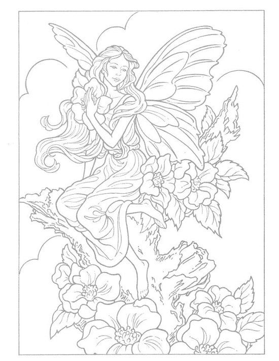 bol Fairies to Paint or Color, Darcy May 9780486465449 - free bol