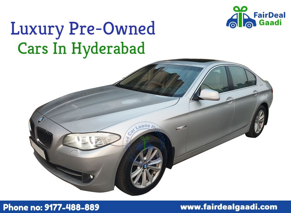 Luxury Pre Owned Cars In Hyderabad Buy Used Cars Used Cars Car Loans
