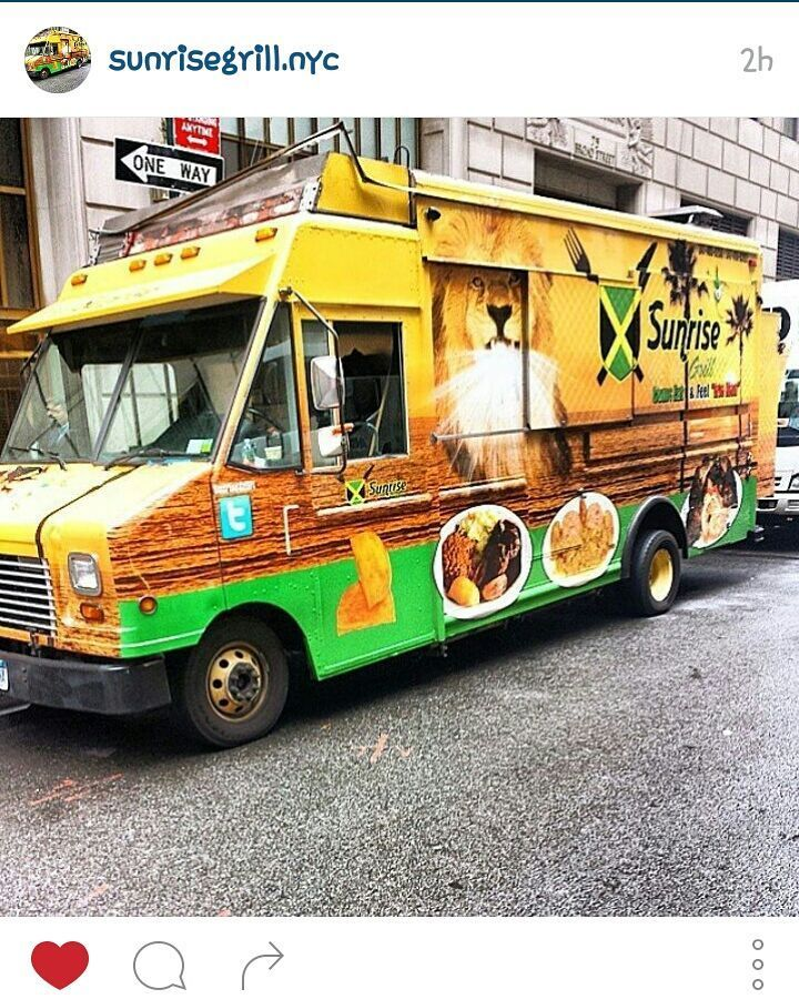 The Best Jamaican Food/Food Truck In NYC For More Updates
