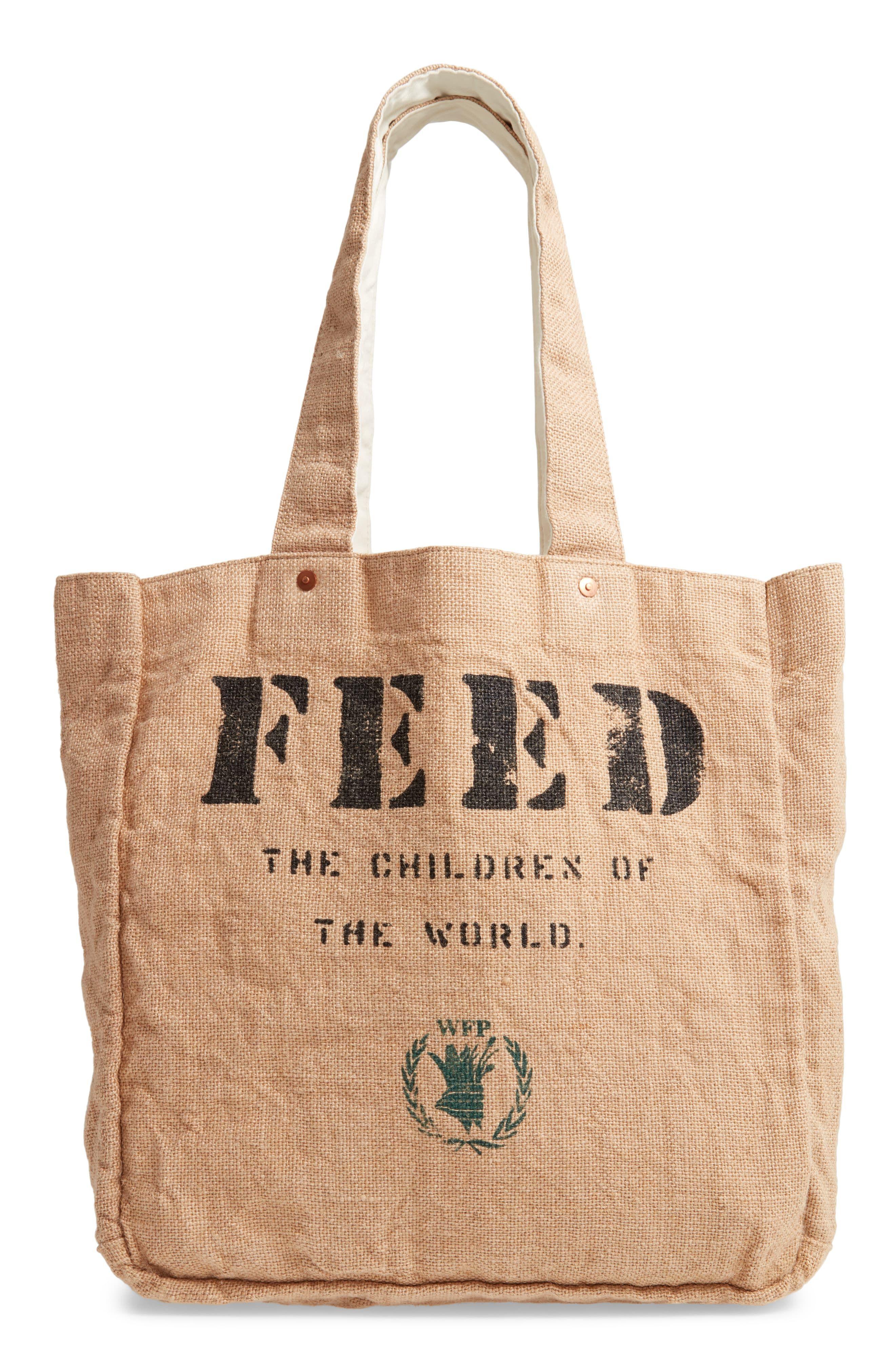 Download Feed 1 Bag Burlap Tote Nordstrom Feed Bag Tote Bags Burlap Tote